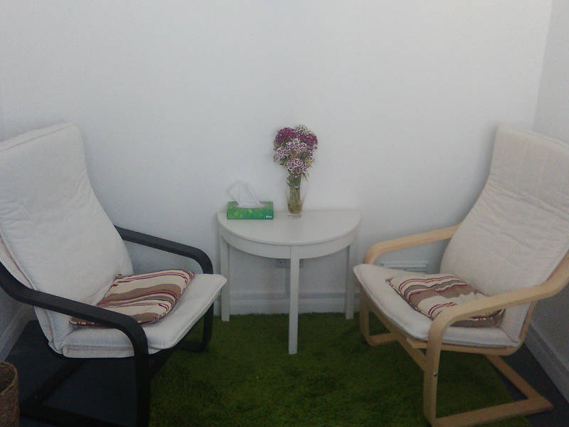 clinic consultation room